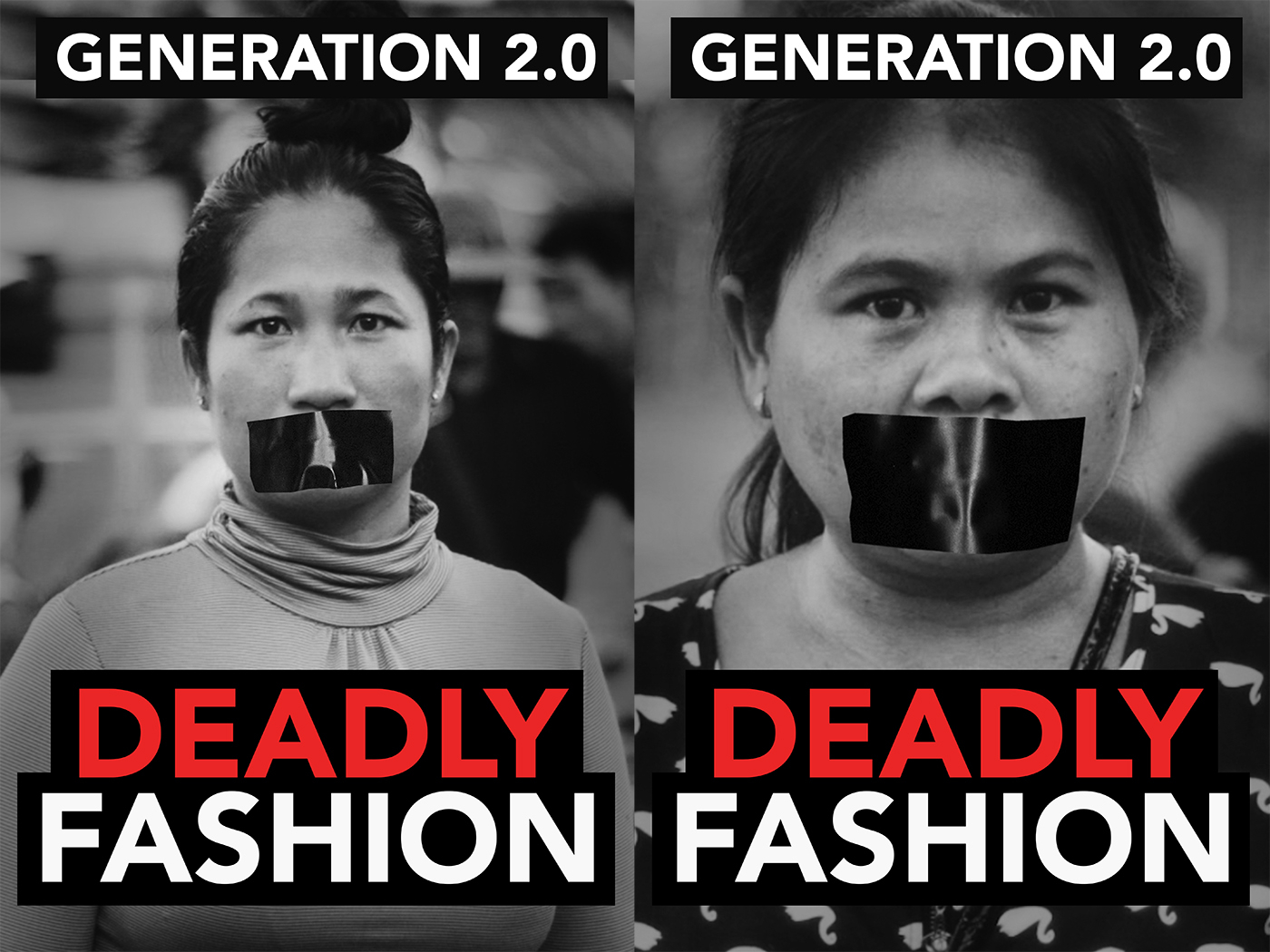 Joakim Kleven Generation 2.0 Modern Slavery